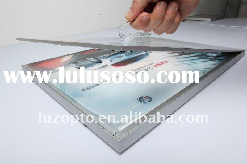Ultra-Thin Advertising LED Magnetic light board