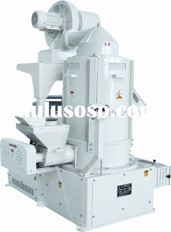 Vertical Emery Roller Rice Mill