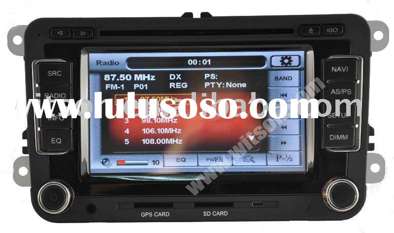 WITSON Special Volkswagen Golf 5 Car DVD Player GPS
