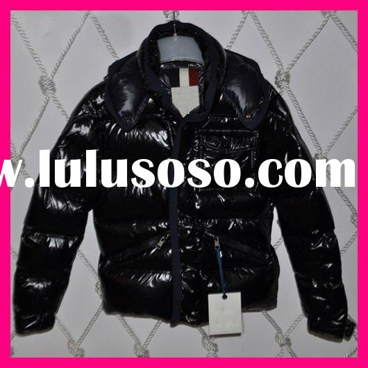Wholesale 2011 Latest Designer Luxury Top Men's Branded Down Jackets Down Coats Paypal