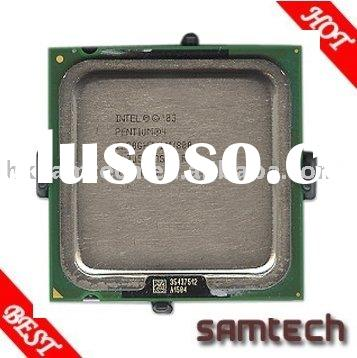 #1000pcs in stock#single core Intel Pentium 4 desktop CPU 520 2.8GHz 800MHz 1MB S775