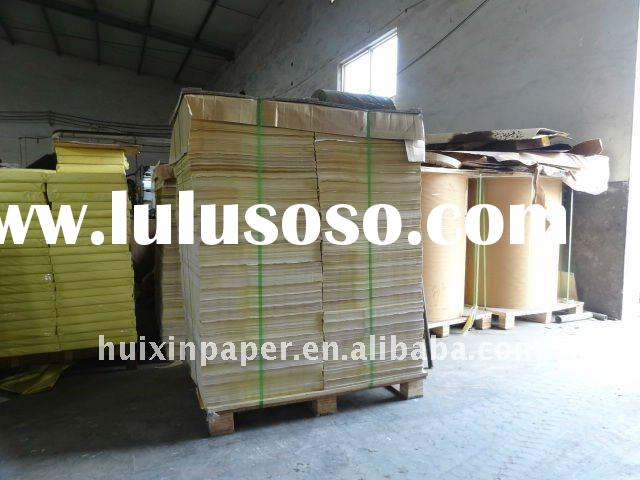 adhesive sticker paper for printing label