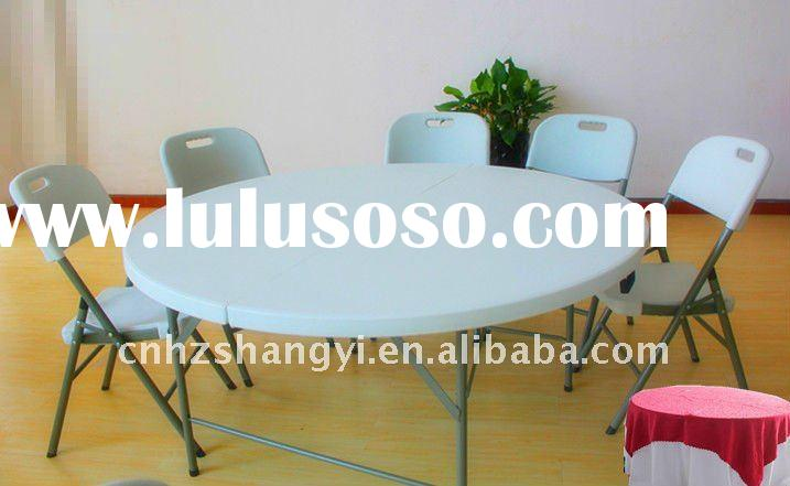 aluminum plastic folding picnic table