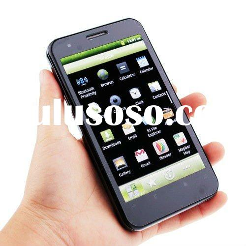 android 2.3 dual sim card wcdma/gsm 3g a920 mtk6573