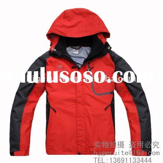 camping outer wear