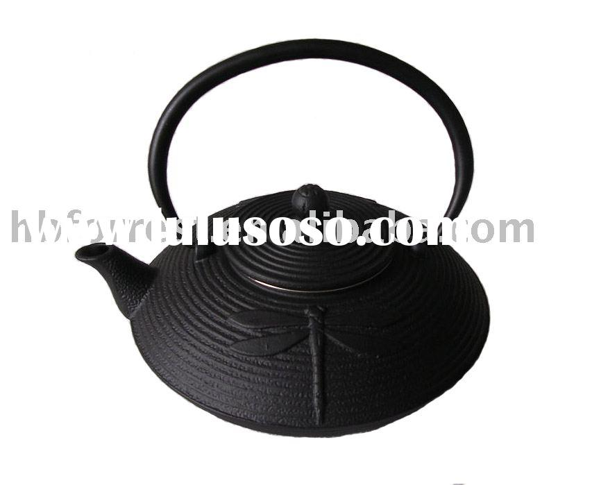 cast iron teapot/tetsubin teapot/tea kettle/cast iron kettle