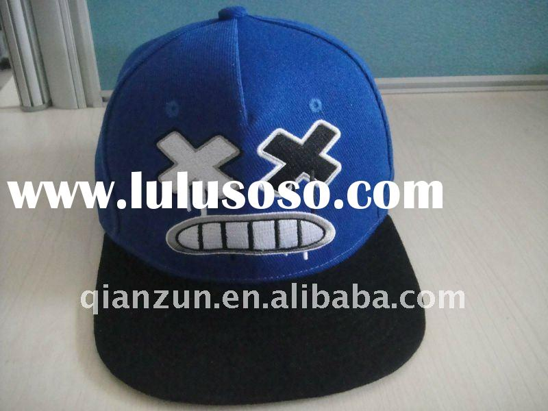 custom logo snapback baseball hat