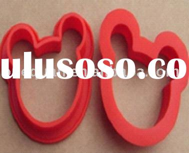 cute Cat silicone shape Ring