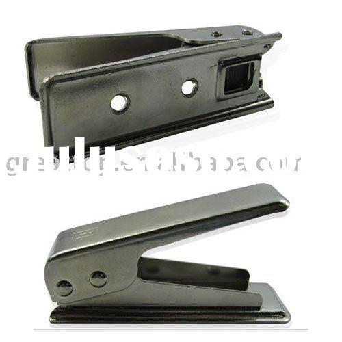 cutting sim card for iphone 4g, cutter for ipad