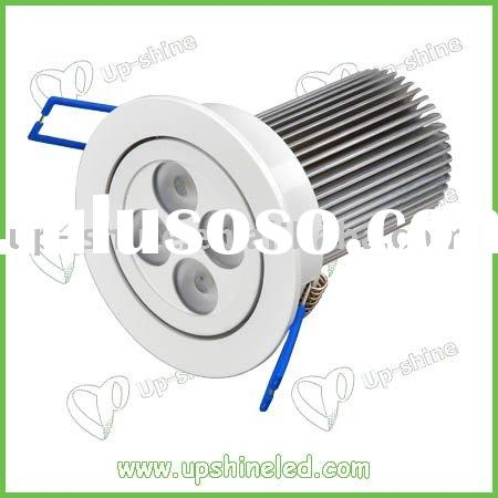 dimmable high power led downlight 12w with driver