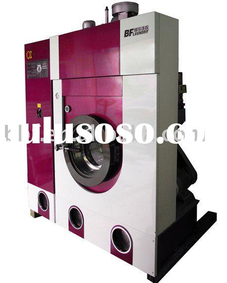 electric Dry cleaning machine used for laundry
