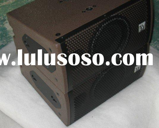 high output mini line array system conference sound system PA speaker products