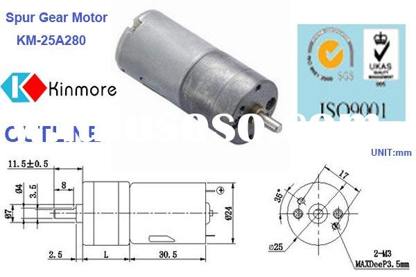 medical instrument motor,speed control motor,gear motor(KM-25A280)