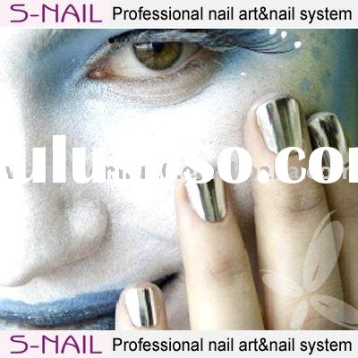 metallic nail art foil sticker