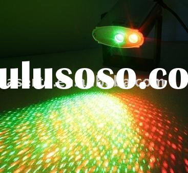 mini beautiful green and red laser stage/dj lighting portable