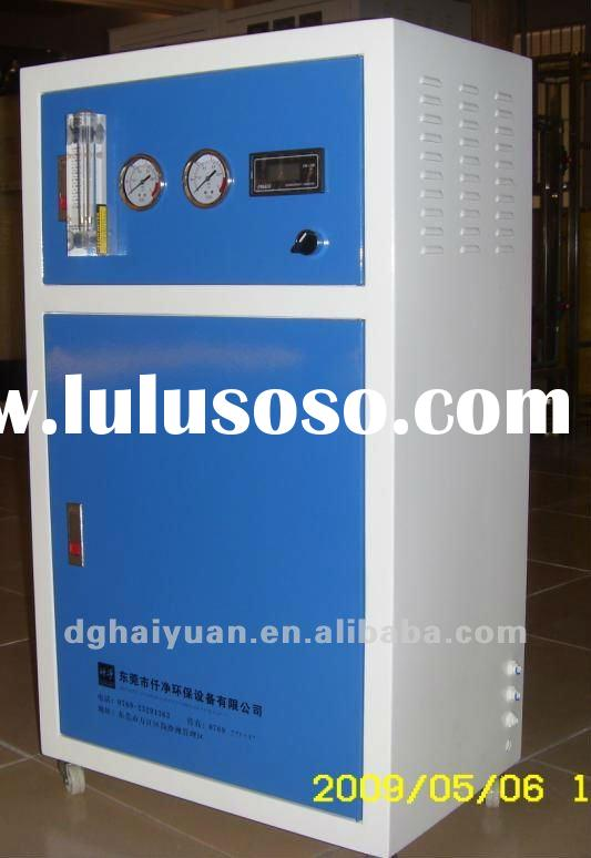mixed bed ion exchange ultra-pure water plant,deionized water equipment,