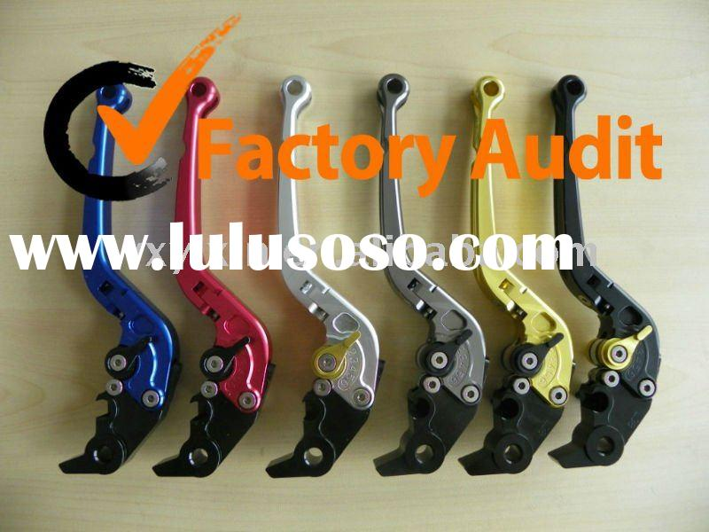 motorcycle brake and clutch lever