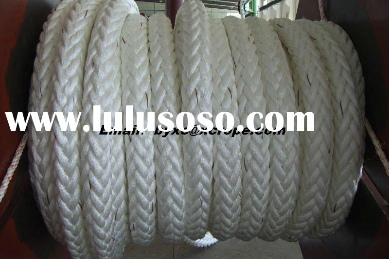 nylon webbing/nylon rope pulley/used ship rope