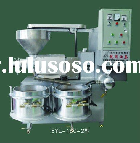 oil press/olive oil press/ oil press lines/ oil filling capping packing line
