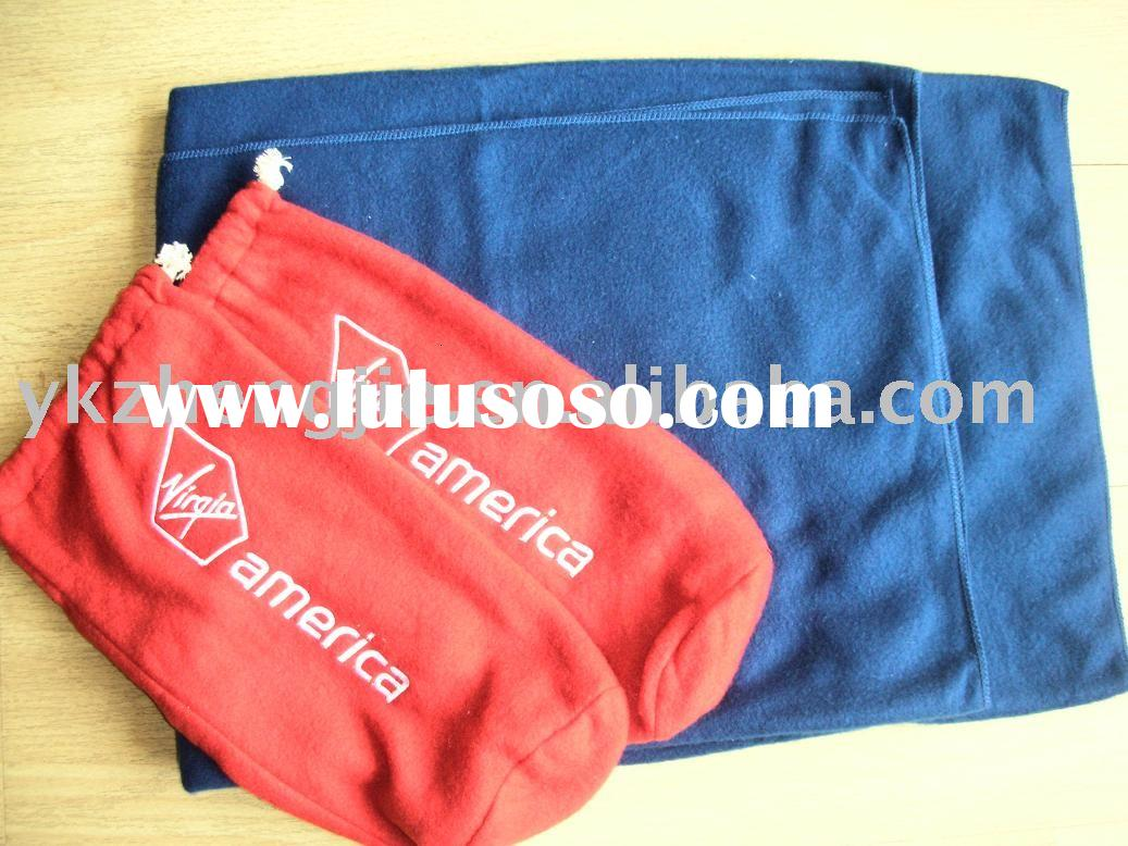 polor fleece airline Blanket