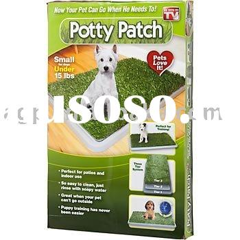potty patch mat pet bathroom pet potty pad pee solution indoor doggie restroom