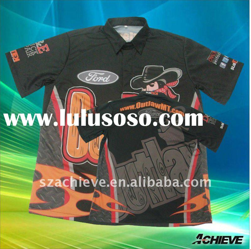 promotion motorcycling shirts fitness racing wear