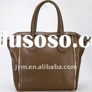 real leather tote handbags Crocodile pattern JX0061