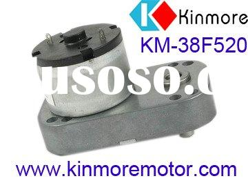 spur gear motor,speed reducer motor,gear motor(KM-38F520)