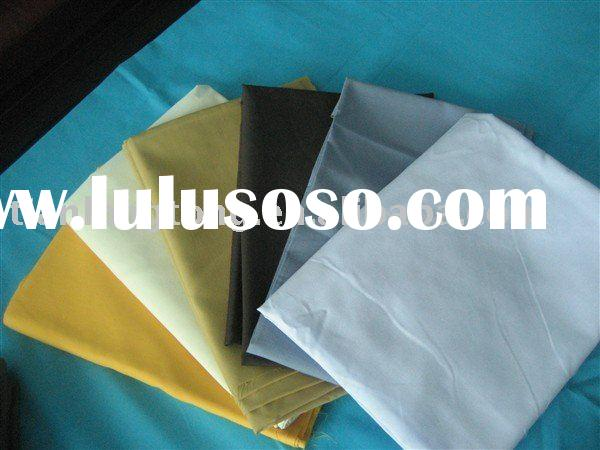 stock 100% cotton dyed fabric