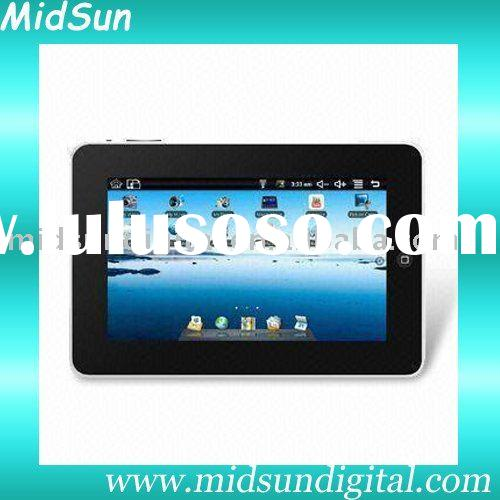 tablet pc pad,mid,Android 2.3,Cotex A9,1.2Ghz,Build in 3G,WIFI GPS,Bluetooth,GSM,WCDMA,Call Phone,si