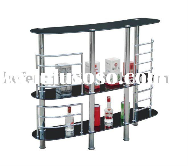 wine rack, spirit stand glass furniture
