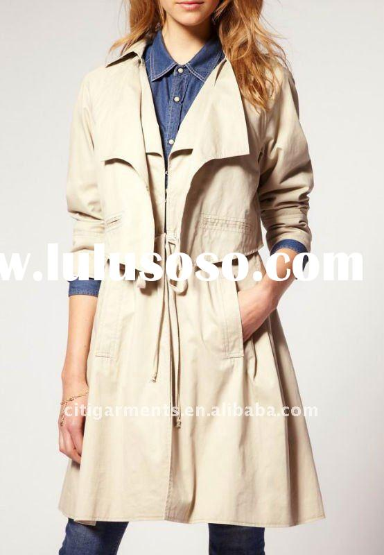 women fashion long coats/jackets