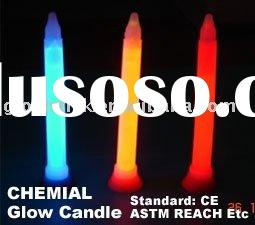 1-Color Glow Candle