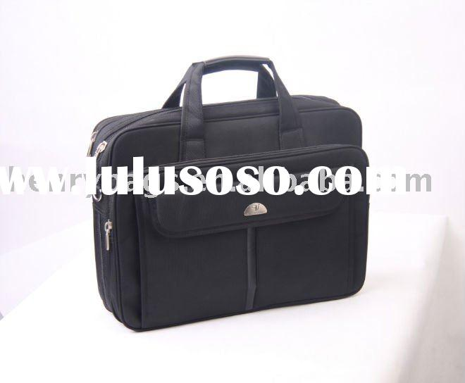 2011 Brand Latest Fashion Nylon Computer/ Laptop Briefcase