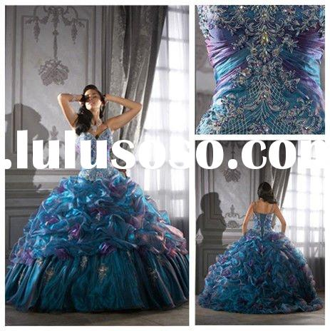 2012 New Arrival Ball Gown Quinceanera Dresses
