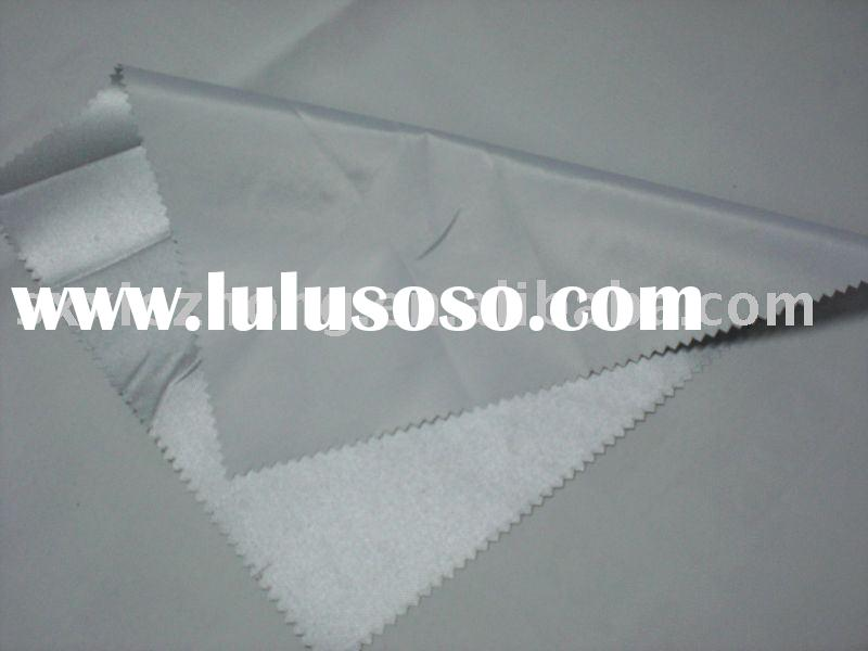 420D Silver coated polyester oxford fabric for car cover,umbrella etc.