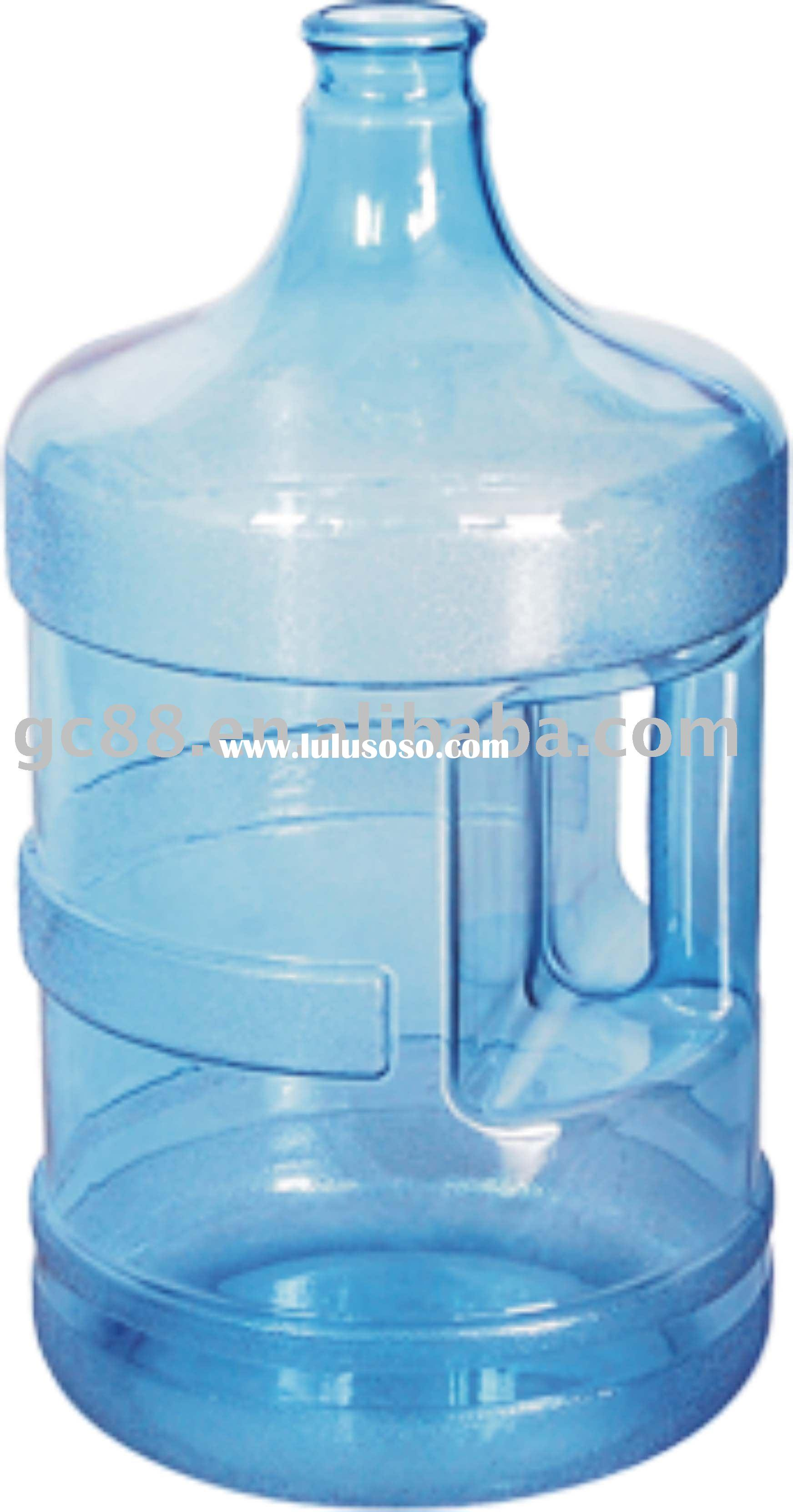 5 gallon PC water bottle with handle