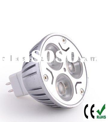 9W LED MR16 Spotlight