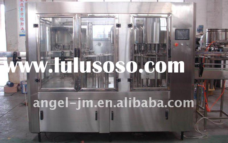 Bottled purified drinking water production line/ purified water/mineral water bottling plant