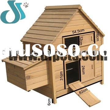 Chicken Coops Hen House Poutry Ark DFC-001
