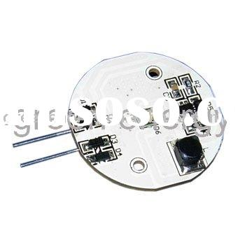 G4, 1W, CREE XPE, Side Pins led lamp