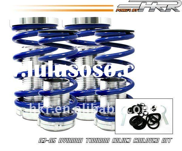 HKR auto parts suspension spring kit adjustable shock absorber kits spring coilover spring kits