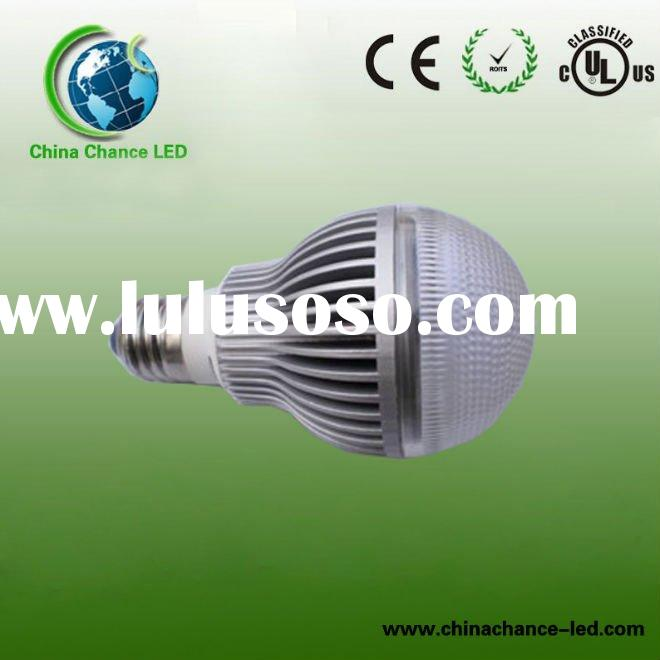 Hot sale high power brightness dimmable bulb 5W E27