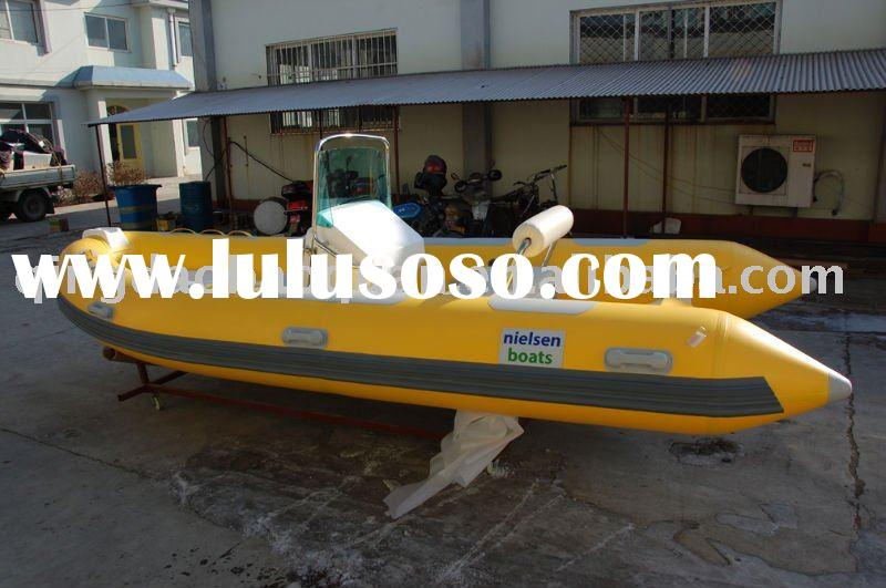 Inflatable boat/yacht/motor boat/rigid inflatable boat/RIB boat