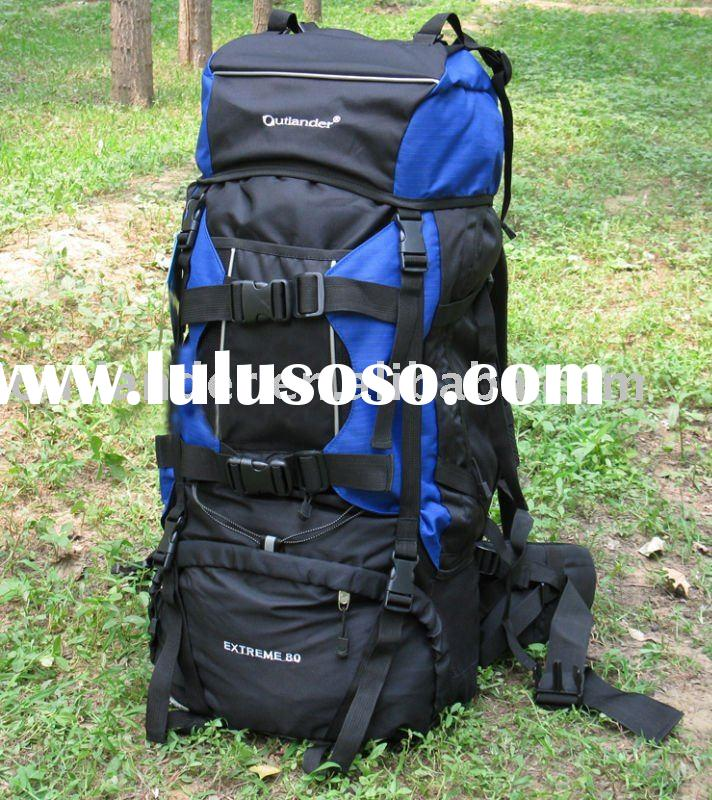 Latest Mountaineering climbing hiking backpack bag