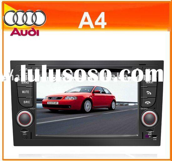 New arrival Audi A4 car DVD Player GPS Navigation