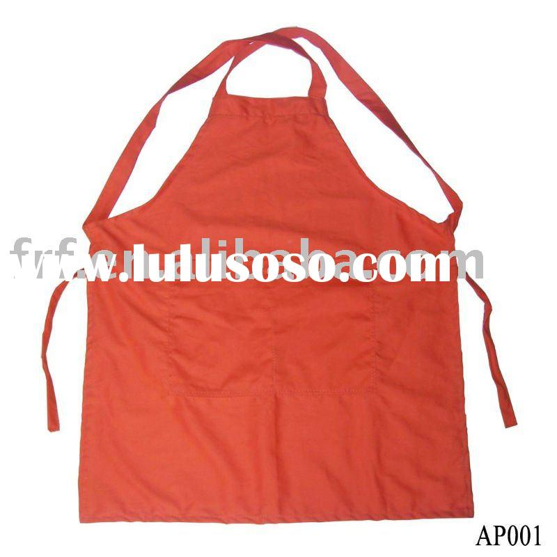 Pinafore 100% Cotton Canvas kitchen Apron for Cooking