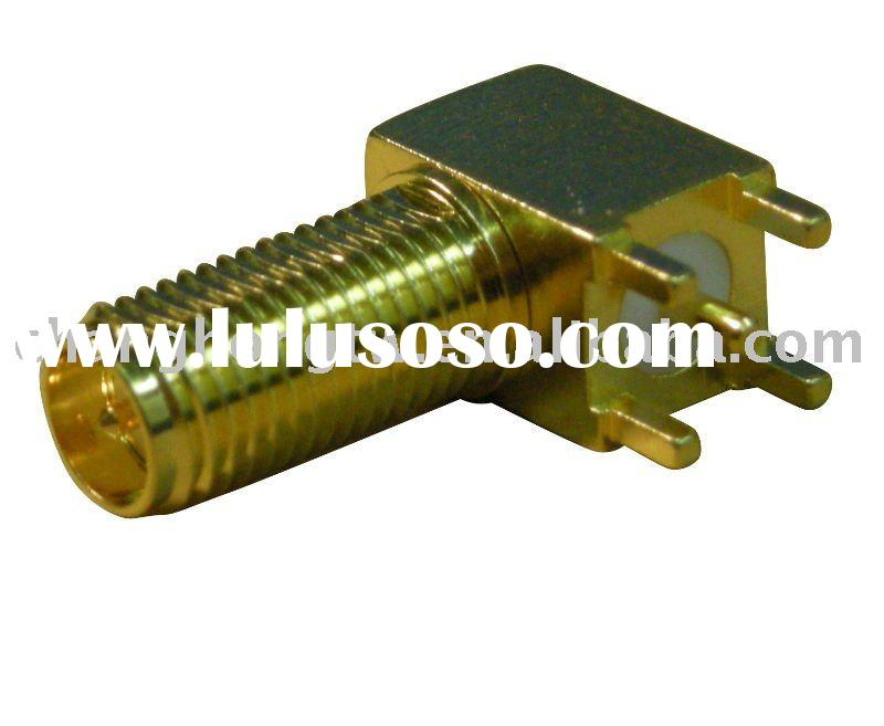 RF SMA PCB Mount Connector