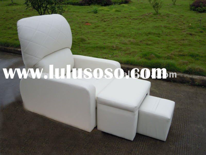 SF-004 manual foot bath massage sofa chair with backrest