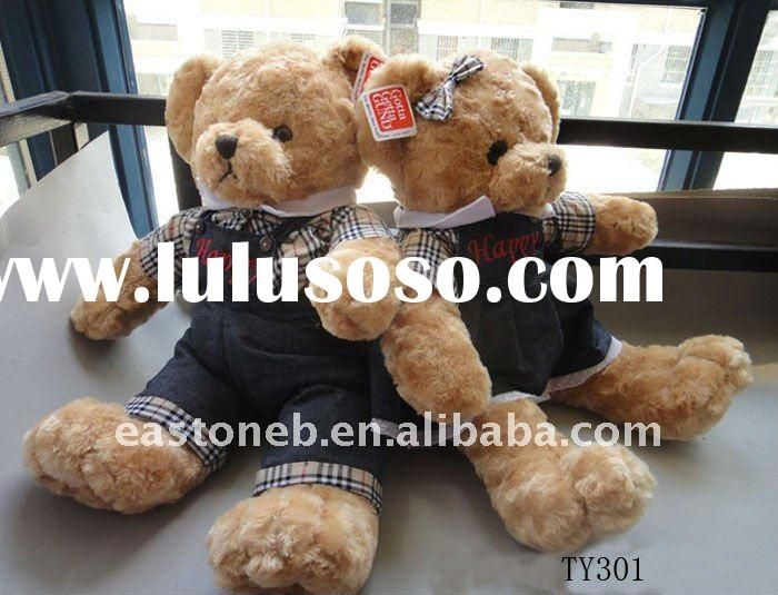 Soft plush teddy bear toys